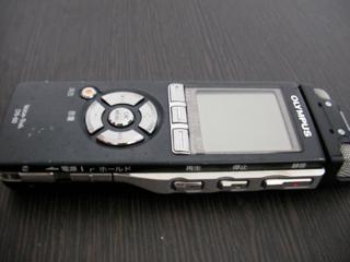 データ復旧 ICレコーダー OLYMPUS Voice-Trek DS-60 東京都