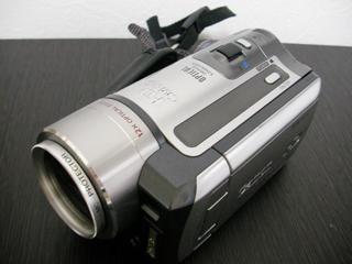 デジタルビデオカメラ復元 iVIS HF10