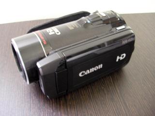 キャノン iVIS HF21 ビデオカメラ復旧