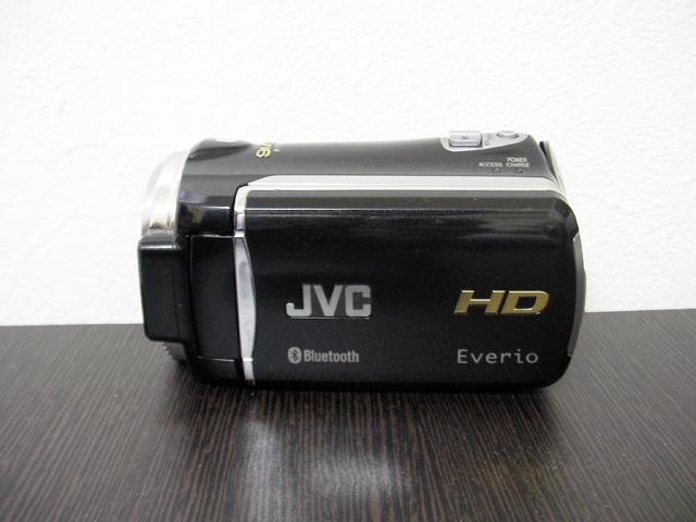 GZ-HM570 JVC Everio フォーマットしたビデオカメラ復元