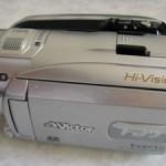 ビクター Everio GZ-HD3 全データ削除
