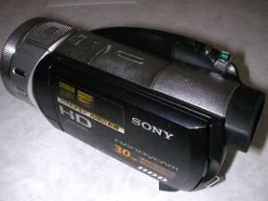 SONY ハンディカム HDR-SR1