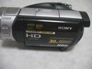 SONY ハンディカム DCR-SR60