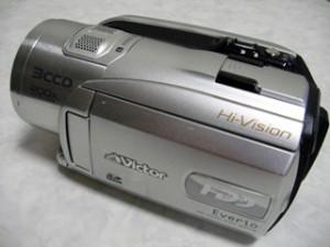 ビクター Everio GZ-HD3 誤ってデータ削除