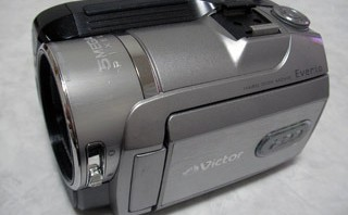 ビクター Everio GZ-MG575 データ復旧