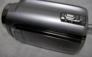 Everio GZ-HD300-S HDDエラー