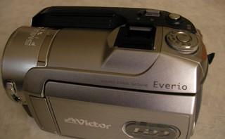Victor Everio GZ-MG575-S データ復旧