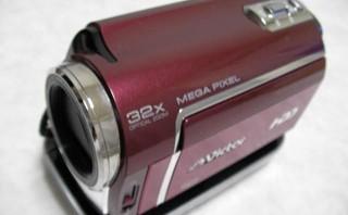 Victor Everio GZ-MG330 データ復旧