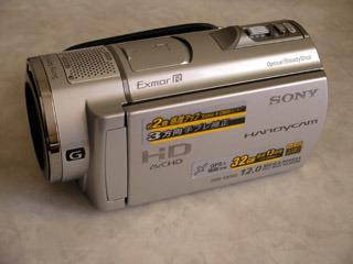 ソニー ビデオカメラ HDR-CX500 誤って消去