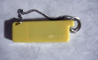 BUFFALO USBメモリ 256MB フォルダが開かない