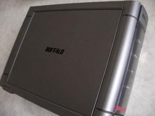BUFFALO LinkStation HS-DH500GL エラー発生