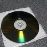 DVD-RAM 突然1ファイルだけになってしまった
