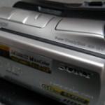 SONY ハンディカム HDR-SR11 全データを誤って消してしまった