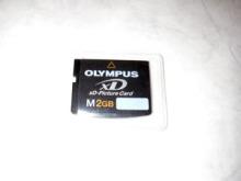 OLYMPUS μ1020 反応しない XDピクチャーカード