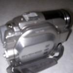HITACHI DVDビデオカメラ DZ-HS303 フォーマットした