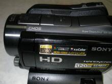 SONY HDR-SR12 ハンディカム